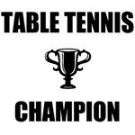 table tennis champ