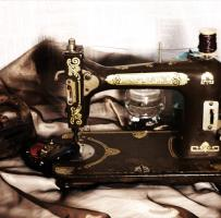 Steampunk Sewing