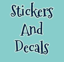 Stickers & Decals