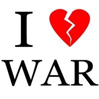 I [don't heart] War