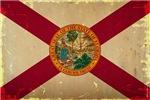 Florida State Flag VINTAGE