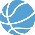 Basketball Carolina Blue