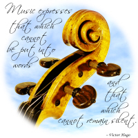Victor Hugo on Music