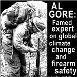 Al Gore, Firearm Safety Expert