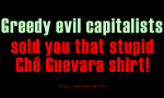 Greedy Evil Capitalists
