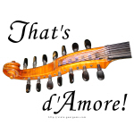 That's d'Amore!