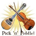 Bowlback Mandolin & Violin