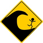 Tsunami Warning Novelties