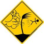 Wind Weather Warning Novelties
