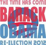 OBAMA RE-ELECTION 2012