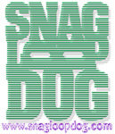 Snag Loop Dog Logo Wear