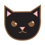 MAD Black Kitty CAT