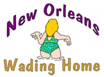 New Orleans Wading Home
