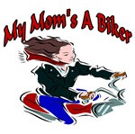 My Mom's A Biker