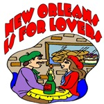 New Orleans Is For Lovers