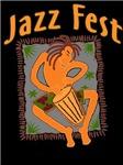 Jazz Fest Rasta Man