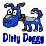 Dirty Blue Doggy
