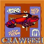 Crawfish After Matisse