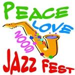 Peace Love Jazz Fest 2009