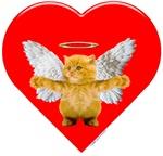 Angel Kitty Valentine