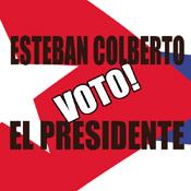 Voto Esteban Colberto Presidente