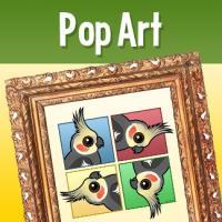 Birdorable Pop Art