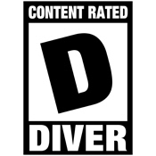 Content Rated D: Diver