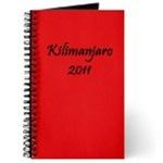 Kili 2011 Stationery
