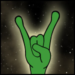 Aliens Rock!