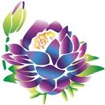 Sacred Purple Lotus