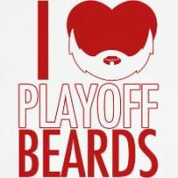 Red Wings Playoff Beards