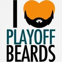 Sharks Playoff Beards