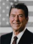 Ronald Reagan Pop Art