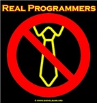 Real Programmers don't wear ties