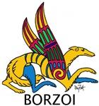 Winged Borzoi
