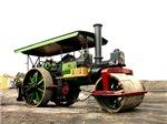 Vintage steam roller 3