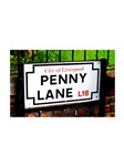 penny Lane, liverpool T shirts