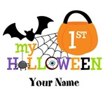 Custom My 1st Halloween