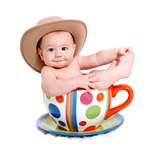 Baby in a Teacup