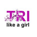 TRI like a girl
