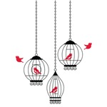 Birdcage Art