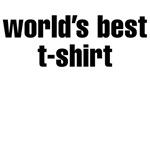 world's best t-shirt