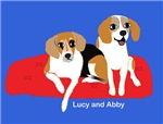 Abby and Lucy