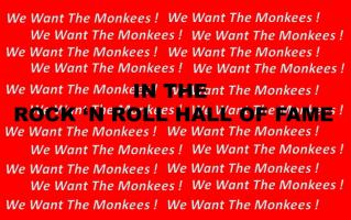 The Official  Monkees Rock 'N Roll Hall of Fame Pe