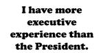 More Executive Experience