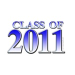 Class of 2011 Blue T-shirts and gifts