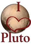 I Love Pluto - Cases & Covers
