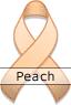 Peach Ribbon