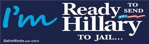 Jail Hillary