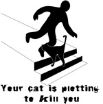 Your Cat is Plotting to Kill You